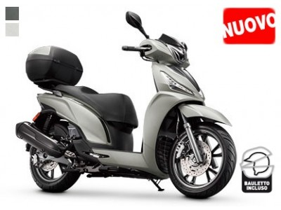 KYMCO PEOPLE S300 ABS E4